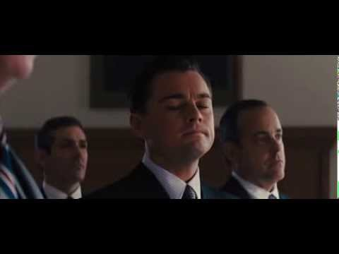 The Wolf Of Wall Street Ending Scene