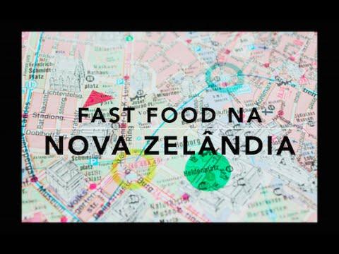 Fast Food Nova Zelândia