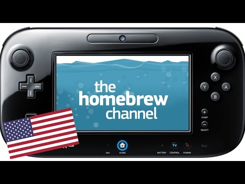 [NEW] How To Hack Wii U - America Only - Installing Homebrew Channel