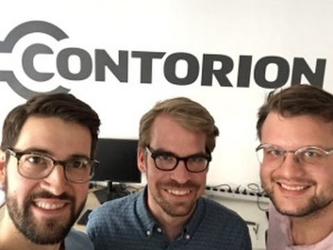 Contorion Selfie Video: Contorion: the e-commerce Startup for industrial Supplies