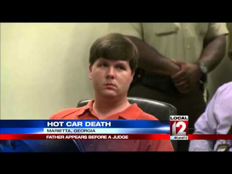 Police: Dad Sent Nude Photos While Boy Sat In Hot Car video