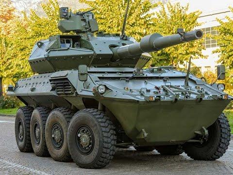 centauro ii 120105 mgs 8x8 armoured vehicle by cio   480p