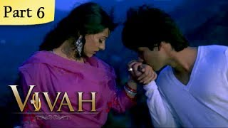 Download Vivah (HD) - 6/14 - Superhit Bollywood Blockbuster Romantic Hindi Movie - Shahid Kapoor & Amrita Rao 3Gp Mp4