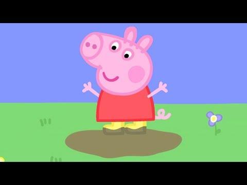 Свинка Пеппа на русском все серии подряд - Коллекция серии 6 - Мультики