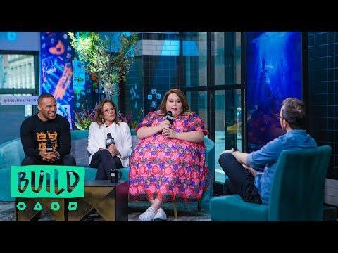 """Chrissy Metz, Roxann Dawson & DeVon Franklin Discuss The Film, """"Breakthrough"""""""