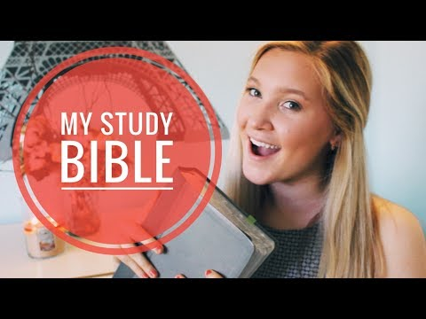 What Study Bible Do I Use?   HIGHLY REQUESTED!!