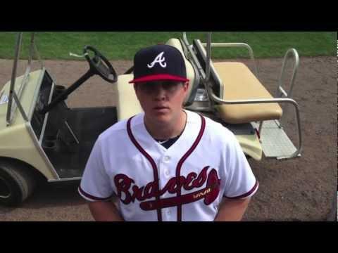 Braves Kris Medlen Thanks Braves Country