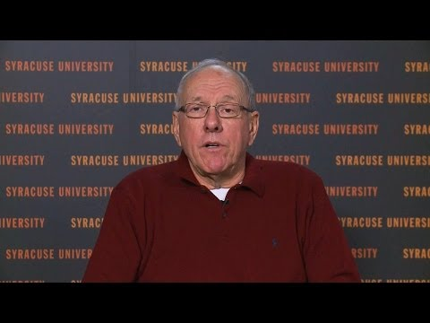 Jim Boeheims Advice for Carmelo Anthony  Jim Rome on Showtime