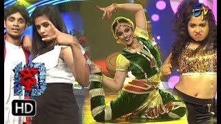 Dhee 10 |  17th January 2018 | Full Episode | ETV Telugu