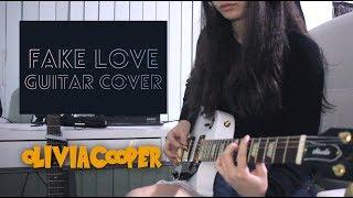 BTS - FAKE LOVE (Livs Rocking Vibe Mix) Guitar Cover | 방탄소년단