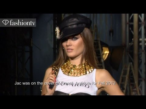 "Monika ""Jac"" Jagaciak: Top Model at Spring/Summer 2013 Fashion Week 