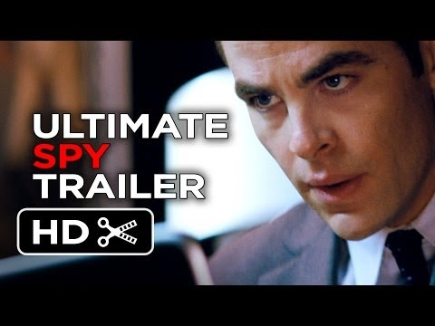 Jack Ryan: Shadow Recruit Ultimate Spy Trailer (2014) - Chris Pine Movie HD