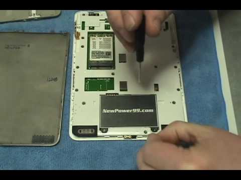How to Replace Your Amazon Kindle II Battery