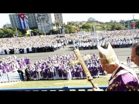 Revolution Square mass on last day of Papal visit to Cuba