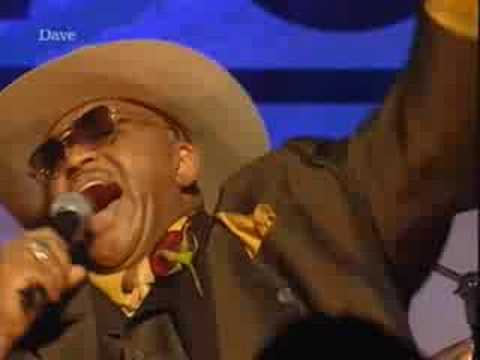 [Video] Solomon Burke - Everybody Needs Somebody To Love [totp2] (Wiggy St Helens UK 2008)
