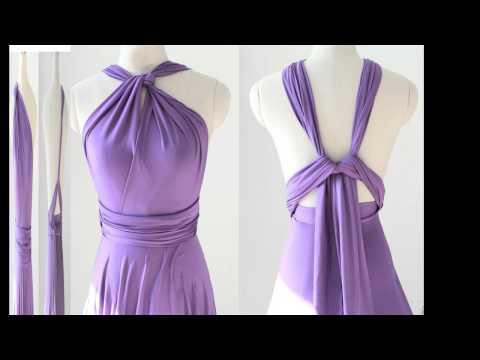Tinna infinity dress, one dress 20 different ways to wear!