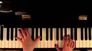 Quelqu 39 Un M 39 A Dit Carla Bruni Piano Tutorial
