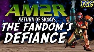 AM2R: The Fandom's Defiance   GEEK CRITIQUE