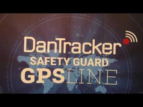 Dantracker -  un tracker GPS avec 10 ans d'autonomie