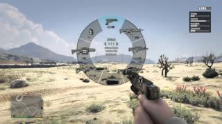 Gta 5 All weapons in ego mode