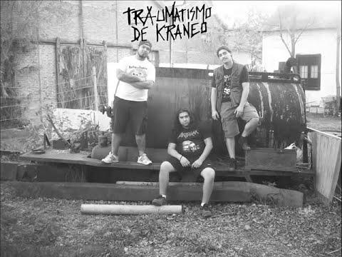 Traumatismo De Kraneo - Rebelion Mutante (Tema Adelanto del nuevo EP)