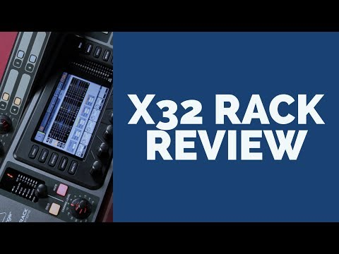 Behringer X32 Rack: An HONEST Review - Best In Ear Monitor System