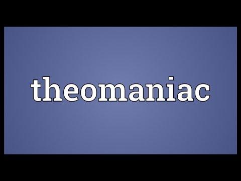 Header of theomaniac