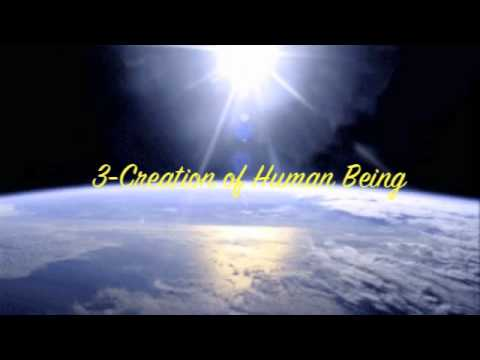 Creation of Angels , Jinn & Human Being 2
