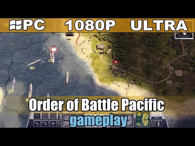 Руководство запуска: Order of Battle Pacific по сети