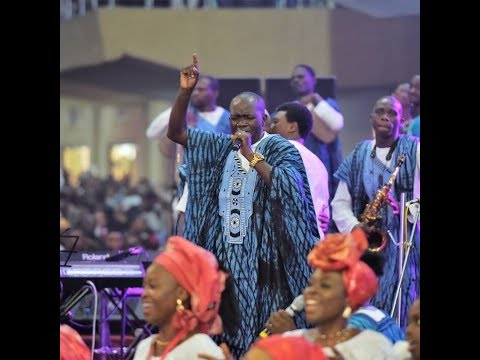 SHILOH 2017 PRAISE SESSION Adekeye Oluwadamilola