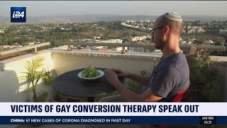 Video: Israeli Victims of LGBT Conversion Therapy Speak Out - i24