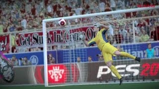 Pro Evolution Soccer 2014 - E3 2013 Trailer