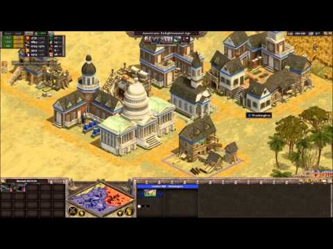 Rise of Nations: Extended Edition - DGA Play Session #1 (Game Overview)