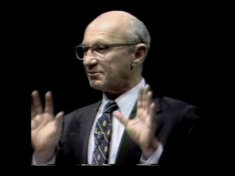 Milton Friedman - The Free Lunch Myth