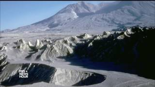 From Mt. St. Helens volcanic ashes, Mother Nature rebuilds