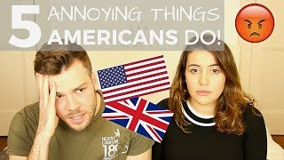 Download Lagu 🇺🇸 5 Things AMERICANS Do That Drive BRITS Crazy! 🇬🇧| American vs British Gratis STAFABAND