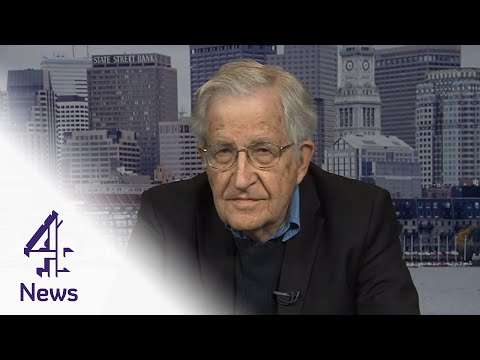 Noam Chomsky on the rise of Islamic State & the Ukraine crisis
