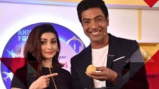 Prachi Desai & Chef Ranveer Brar Launched 'THANK GOD IT'S FRYDAY' Season 3