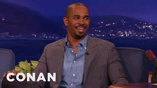 Damon Wayans, Jr.'s Dad Constantly Embarrassed Him