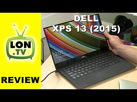 Dell XPS 13 Review - New for 2015 - QHD Display - Gaming. battery life. Macbook Air comparison