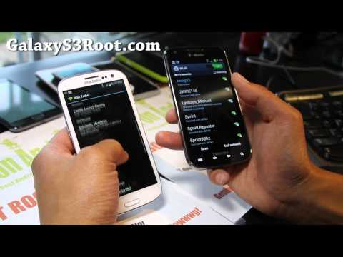 How to Get Free Wifi Tether on Rooted T-Mobile Galaxy S3 SGH-T999!