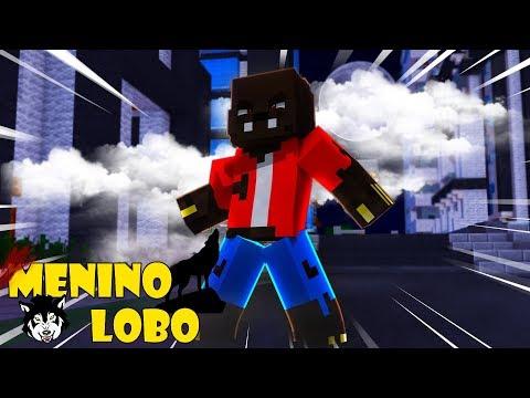 Minecraft: MENINO LOBO - O PRIMEIRO LOBISOMEM!!! - EP:01 thumbnail