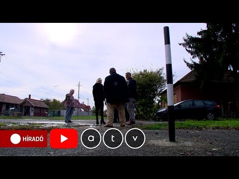 Vasoszlopokkal zárja el Szekszárd a romák lakta utcát