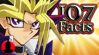 107 Yu-Gi-Oh Facts YOU Should Know! - Anime Facts! (107 Facts S6 E21) | Channel Frederator