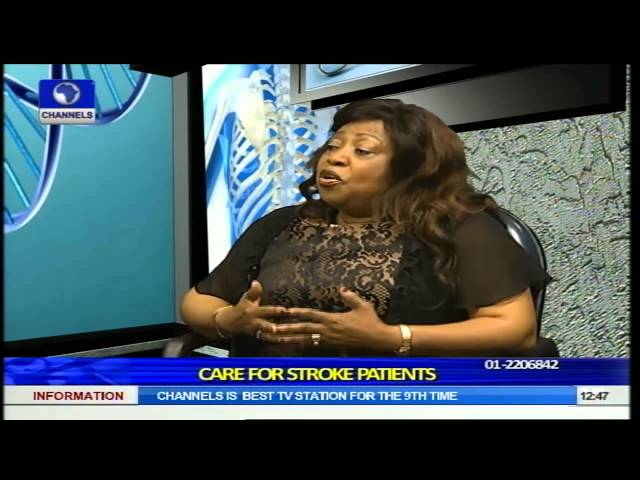 Health Matters: Care For Stroke Patients PT2