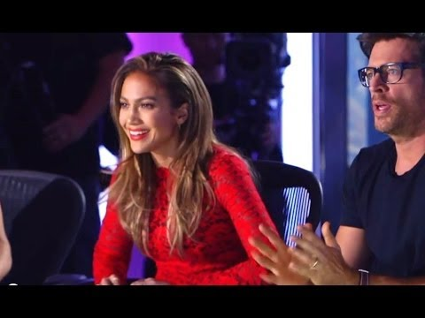 Jennifer Lopez American Idol Season 13 First Look!