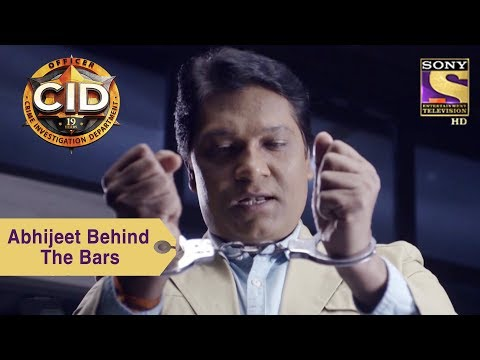 Your Favorite Character | Abhijeet Behind The Bars | CID thumbnail