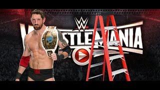 WWE Intercontinental Championship Ladder Match CONFIRMED For WWE WrestleMania 31