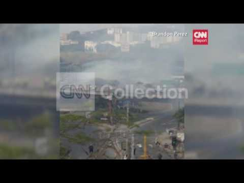VENEZUELA: PROTESTS AND CLASHES CONTINUE