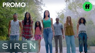 Siren Season 2   Mermaids On Land   Freeform